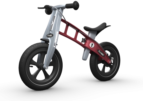 FirstBIKE RACING Red 1
